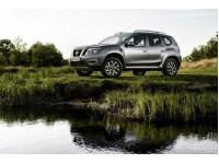 Nissan Terrano пережил очередное обновление