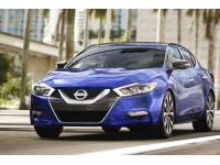 Новая Nissan Maxima